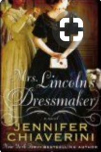 cover of Mrs. Lincoln's Dressmaker