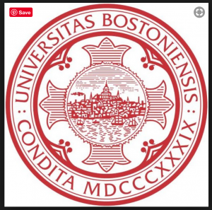 Boston University's Seal