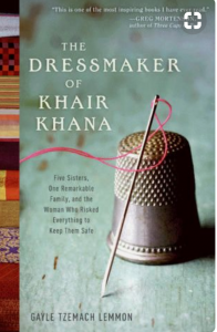 cover of Dressmaker of Khair Khana